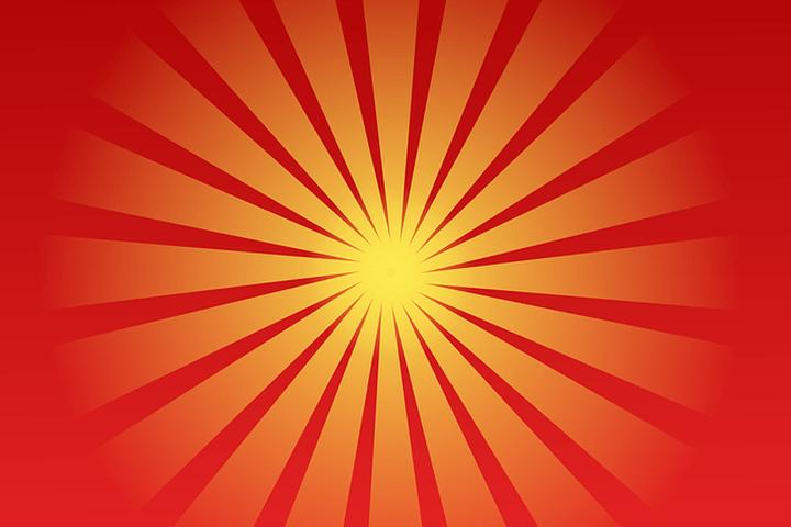 Шашылыш билдирүү: күн катуу ысыйт