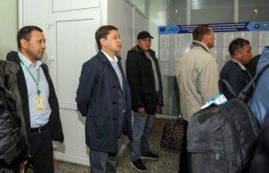 Сапар Исаков таң атпай аэропортко эмнеге барды?
