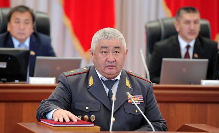 Нышановдун ордуна Зарылбек Рысалиев депутат болуп келди