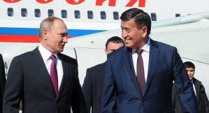 Жээнбеков кээ бирөөлөрдөй көз каранды болбой, Путинге теңата болсо экен…