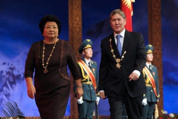 """ЖЭЭНБЕКОВ: """"Өлкө кыйын кезде Отунбаева президент болгон, муну эч ким тана албайт"""""""