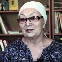 Бүбүсара Рыскулова Чубак ажынын аялы арыз менен кайрылганын ырастады (ВИДЕО)