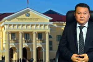 Эртең 15-генпрокурор болуп Өткүрбек Жамшитов келет. Буга чейинкилердин тизмеси