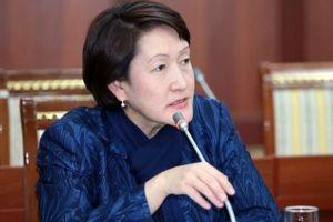 Кандай адам президент, депутат боло алаарын Шайлдабекова айтты