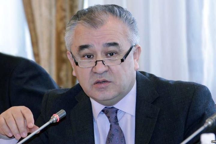 Өмүрбек Текебаевдин депутаттык мандатын кайтарып берүү арызын БШК канааттандырган жок