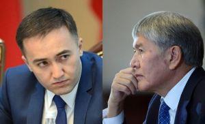 """Илим Карыпбеков """"Атамбаевди таластыктар колдойт"""" дейт го. Ишенесизби?"""