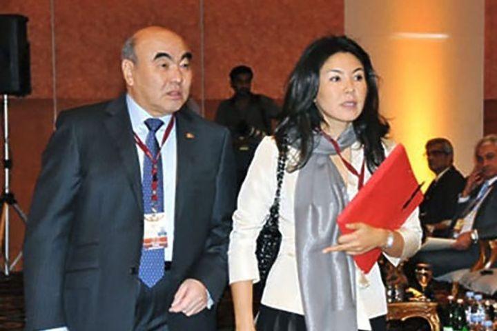 Экс-президенттин кызы Бермет Акаева Бишкекке келип, экинчи жолу элдин оозун ачырды…