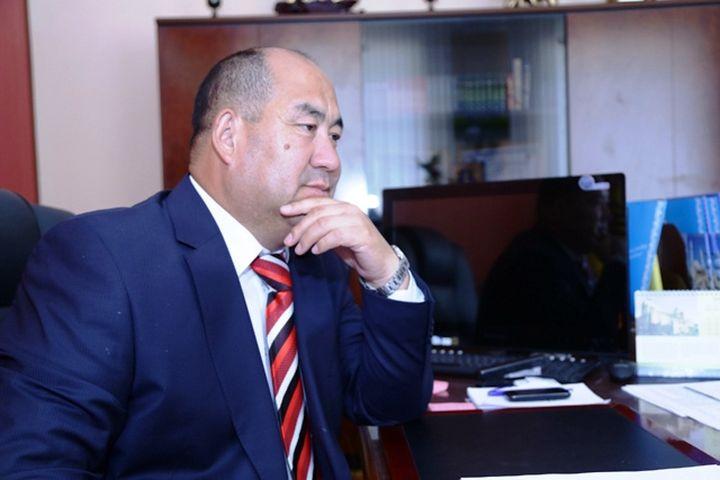 Мурдагы министр, профессор Каныбек Исаков51 жашында каза болду