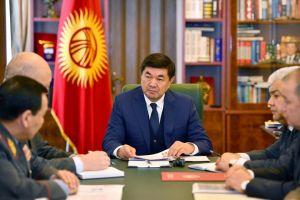 Премьер-министр ишкердин табышмактуу өлүмүн тыкыр иликтеп чыгууну министр Жунушалиевге тапшырды