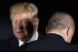 Трамп Эрдоганды Сирияда ок атууну токтотууга чакырды