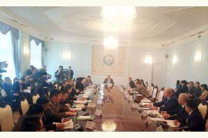 Кыргызстан менен Тажикстан эки чек ара тилкесин алмашууга макулдашты