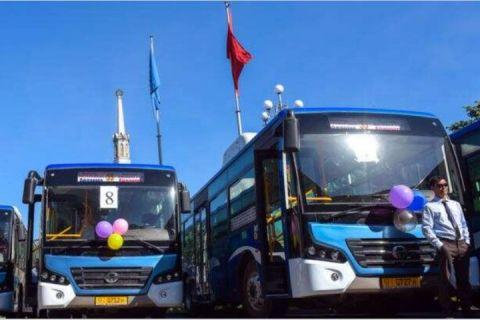 Бишкек мэриясы Кытайдан 100 автобус сатып алат. Ага бюджеттен 650 млн. сом каралган