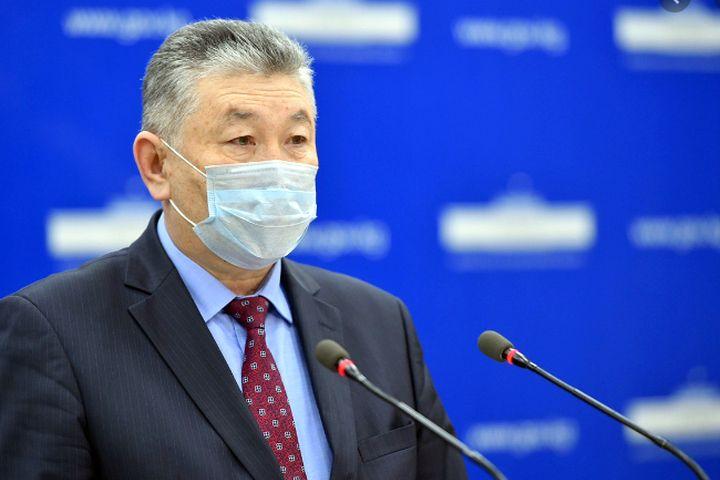 """Нурболот ҮСӨНБАЕВ: """"Кыргызстанда коронавирустун жеткен чеги 20-24-апрелде болушу мүмкүн"""""""