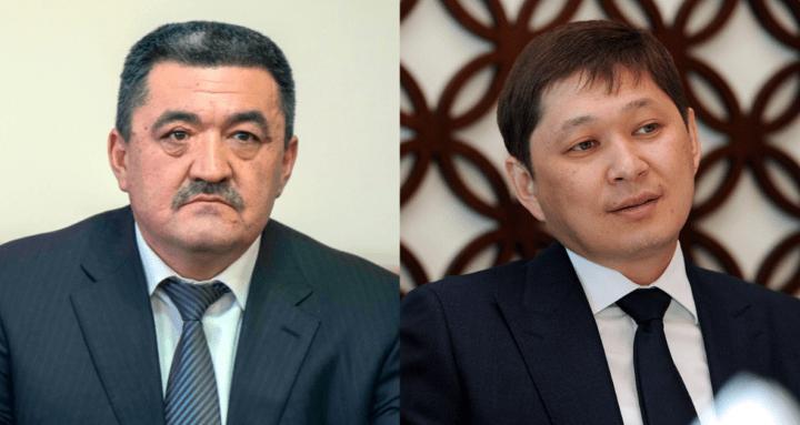 ЖАМК: «Сапар Исаков менен Албек Ибраимов мекемеге кайтып келе элек»