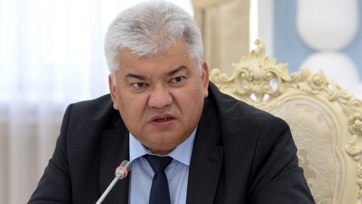 Президент УКМК жетекчиси Опумбаевди кызматынан бошотту. Ордуна ким келди?