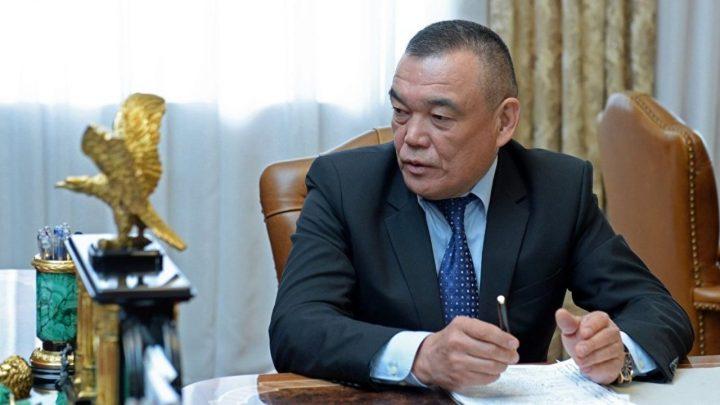 УКМК: «Камактан мыйзамсыз бошотулган Салайдин Авазов кармалды»