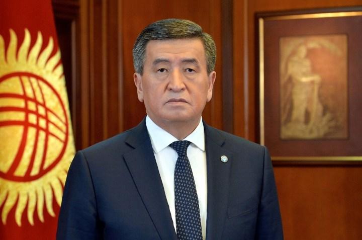 Сооронбай ЖЭЭНБЕКОВ, КР президенти: «Президент катары талап кылынчу кадамдарга даяр экенимди билдирем»