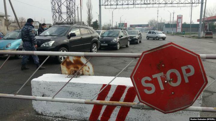 Бүгүнтөн баштап Бишкекте саат 20.00дөн 08.00гө чейин өзгөчө абал киргизилди