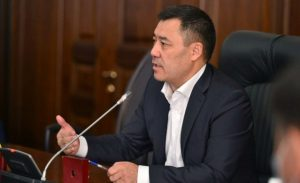 ЖАПАРОВ: «Кумарканалар Кыргызстандын жараны үчүн эмес, чет элдиктер, туристтер үчүн ачылат»