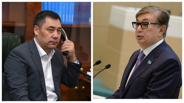 Садыр Жапаров Казакстан президенти Касым-Жомарт Токаевдин чакыруусун кабыл алып, бара турган болду