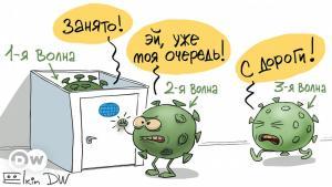 Дүйнөлүк саламаттык уюму: «коронавирус толкуну» дей бергенди токтотуу керек…