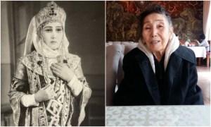 94 жаштагы опера ырчысы Ирина Деркембаева акыркы сапарга узатылды