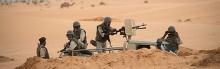 أفراد من الجيش الموريتاني