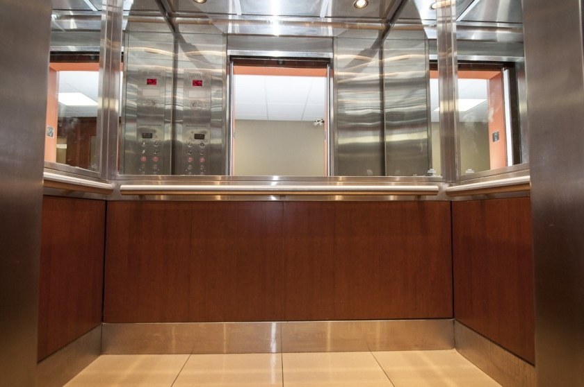 المصعد