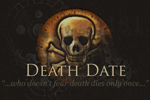 مواقع غريبة موقع Death Date