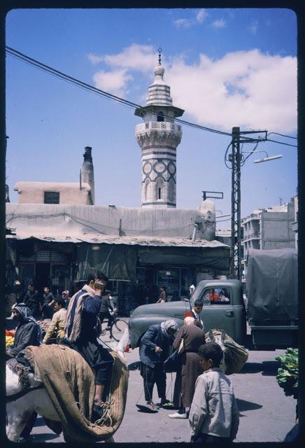 دمشق الشام سوريا 1960 (13)