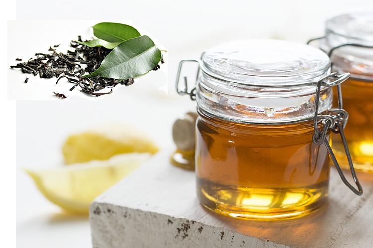 فوائد الشاي الأخضر والعسل للوجه
