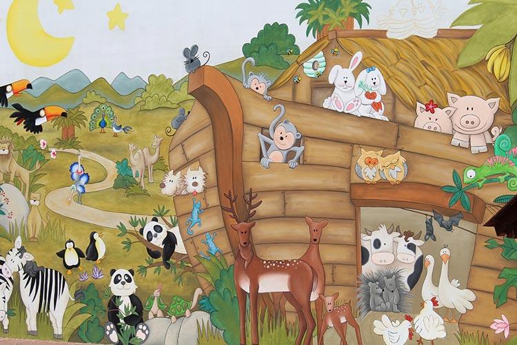 ما هو سيدنا نوح