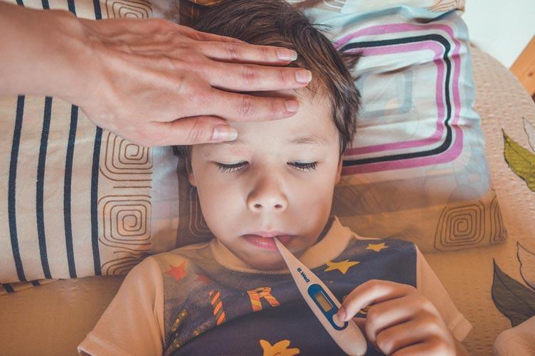 أعراض الحمى المالطية