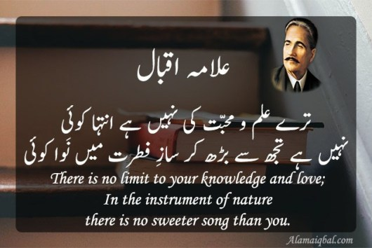 educational quotes of allama iqbal