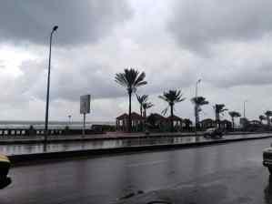 امطار-الاسكندرية