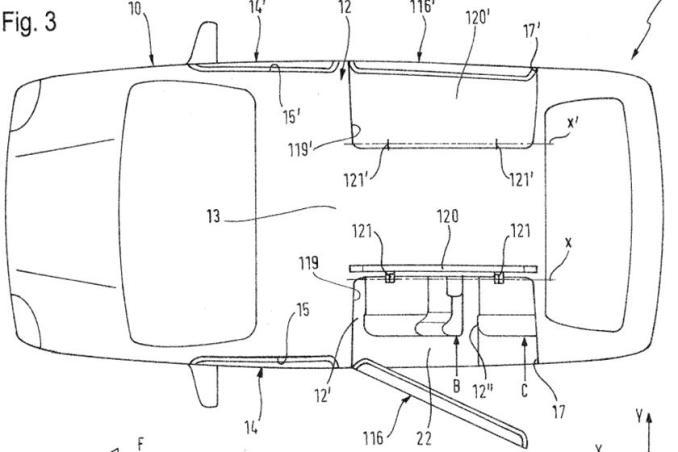 براءة اختراع بي إم دبليو