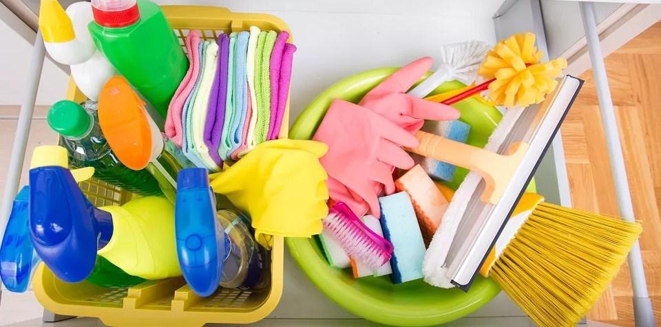 اهم نصائح تنظيف المنزل السريعة