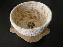 Pownell - Cotton Bowl - Coiled vessek-640