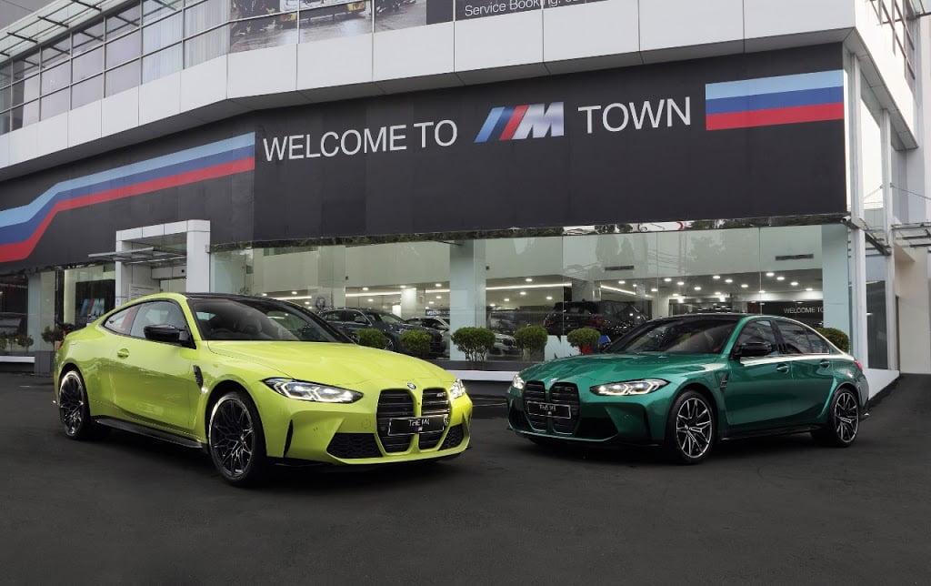 BMW M3 dan BMW M4 Coupé Generasi Terbaru Meluncur Di Tengah Pandemi