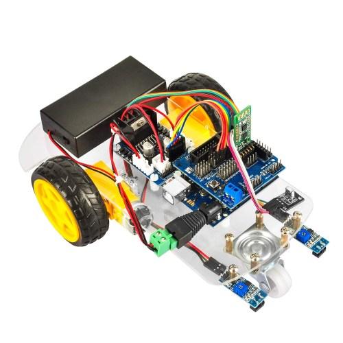 Driving Arduino