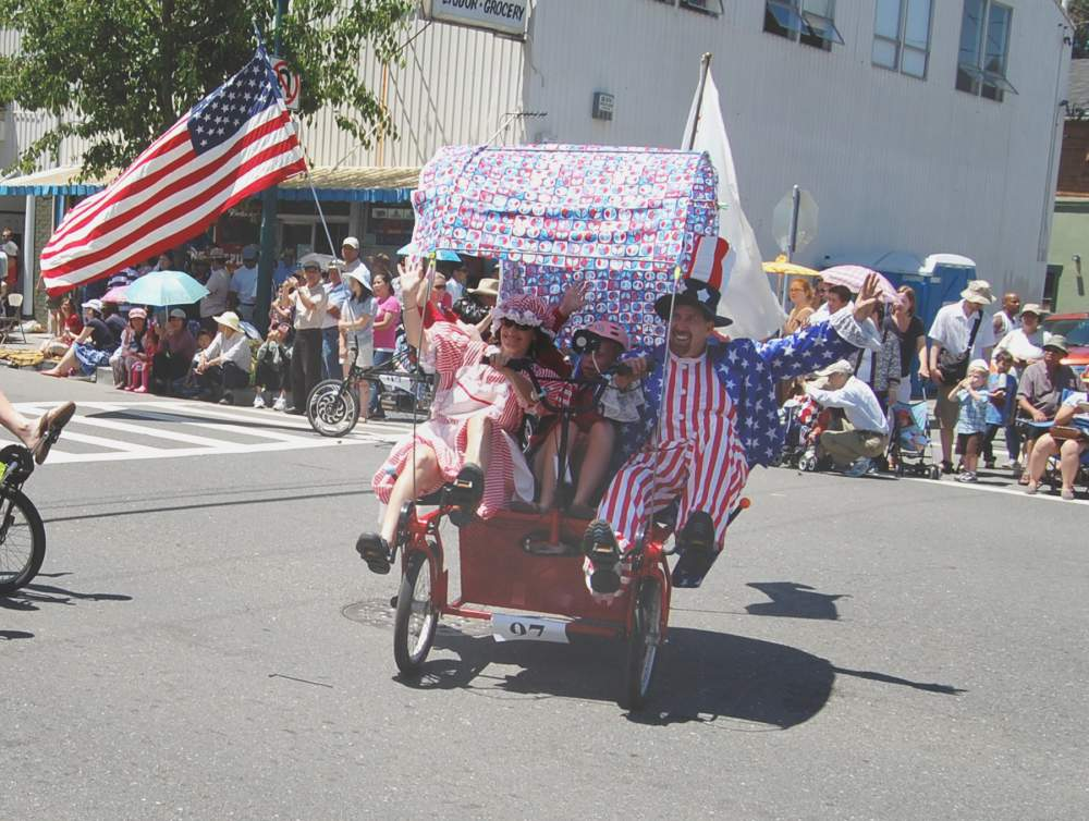 July 4 2014 Parade Order Of The March Alameda Sun