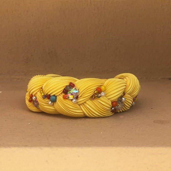Alameda Turquesa amanda headband