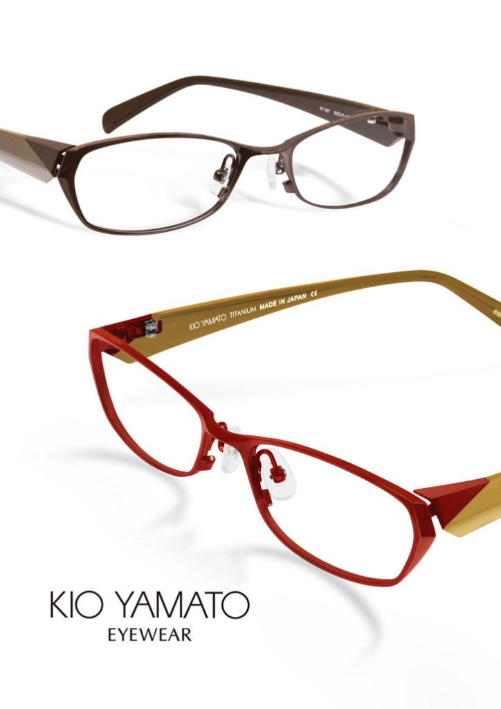 Kio Yamato Eyewear