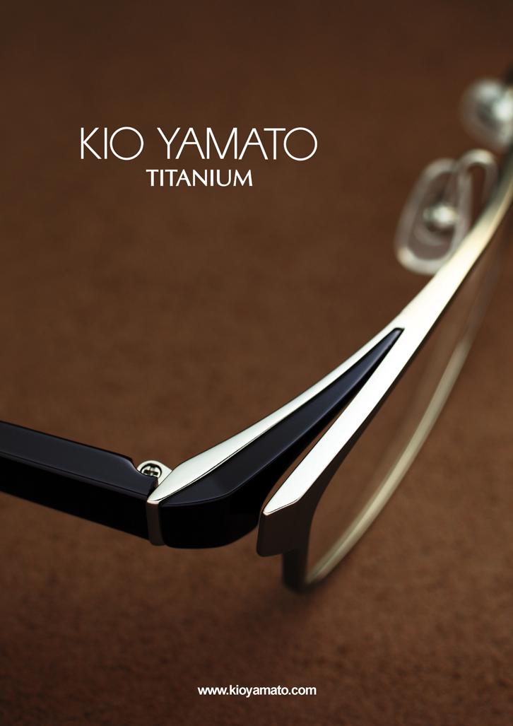 Kio Yamato Titanium - Yamamoto & Inouchi