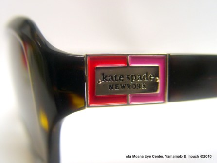 Kate Spade – Sunglasses Temple