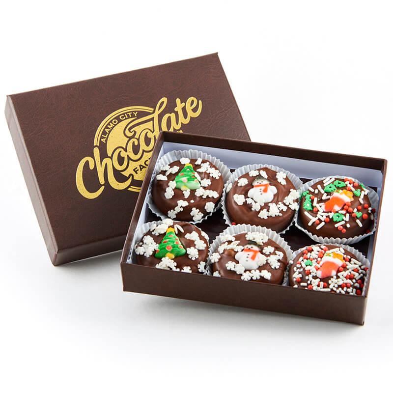 Holiday Oreos Alamo City Chocolate Factory