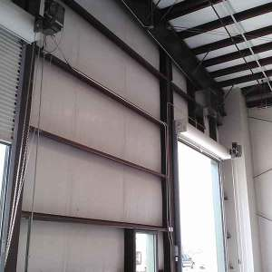Custom Engineered Hangar Door