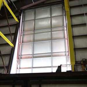 Tail Hangar Door