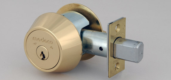 How To Install A Deadbolt For Garage Door Fullers Alamo Safe And Lock