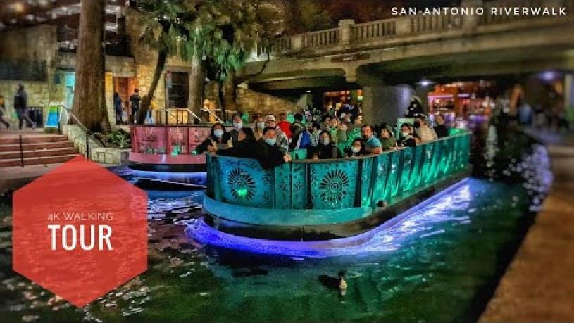 San Antonio River Walk Open